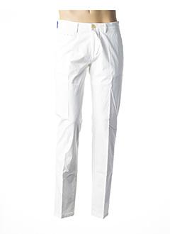 Pantalon chic blanc PIONEER pour homme