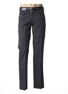 Pantalon chic gris PIONEER pour homme