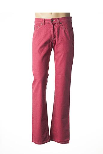 Pantalon casual rose HATTRIC pour homme