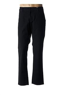 Pantalon casual noir HATTRIC pour homme