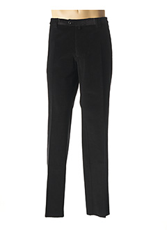 Pantalon chic noir COSSERAT pour homme