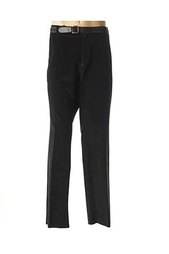 Pantalon chic noir NINO LORETTI pour homme