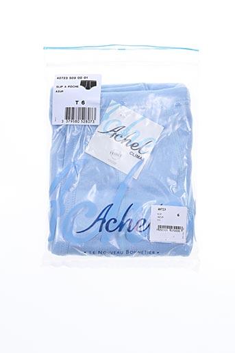 Slip/Culotte bleu ACHEL pour homme