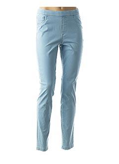 Jegging bleu LCDN pour femme