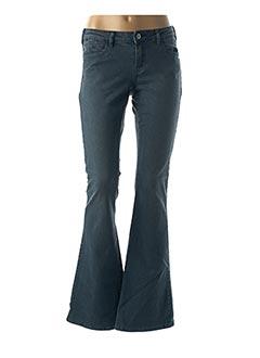 Jeans bootcut bleu SCOTCH & SODA pour femme