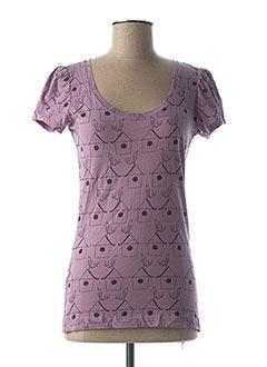 Produit-T-shirts-Femme-NUMPH
