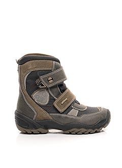 Bottines/Boots gris PRIMIGI pour garçon