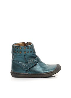 Bottines/Boots bleu LITTLE MARY pour fille