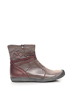 Bottines/Boots rose BABYBOTTE pour fille