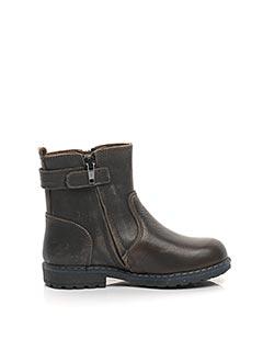 Bottines/Boots marron ROMAGNOLI pour garçon