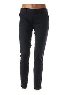Pantalon casual bleu TEDDY SMITH pour femme