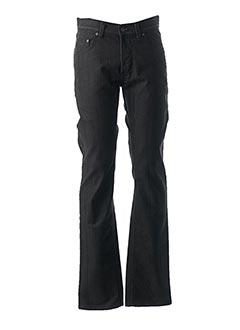 Pantalon casual gris PIONEER pour homme