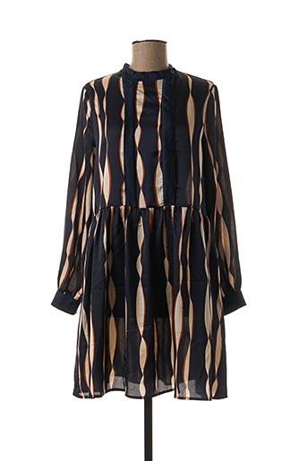 Robe courte bleu FRNCH pour femme