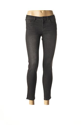 Jeans skinny noir LAB DIP PARIS pour femme