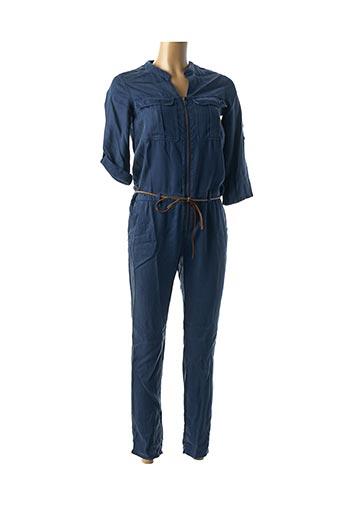 Combi-pantalon bleu LAB DIP PARIS pour femme