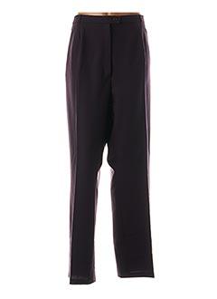 Pantalon chic violet QUATTRO pour femme