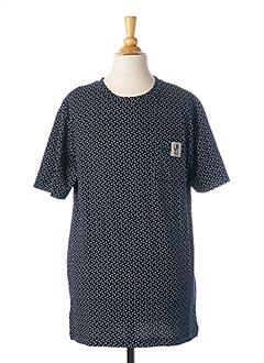 T-shirt manches courtes bleu LMTD pour garçon