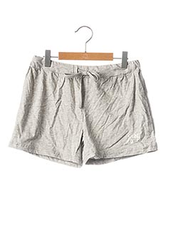 Short gris MINI MOLLY pour fille