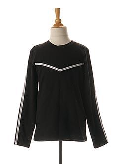 T-shirt manches longues noir NAME IT pour fille