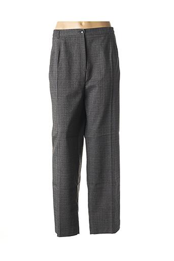 Pantalon casual gris ATLANTA pour femme