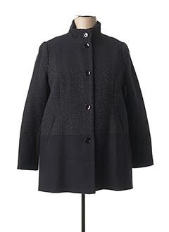 Manteau court bleu CONCEPT K pour femme