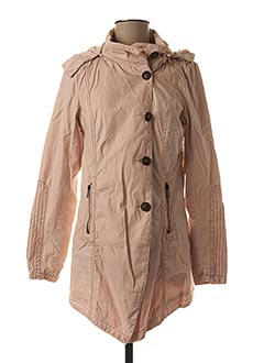 Imperméable/Trench rose STREET ONE pour femme