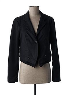 Veste chic / Blazer noir DECA pour femme