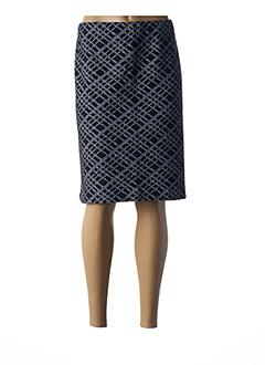 Jupe mi-longue bleu BETTY BARCLAY pour femme