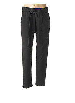 Pantalon chic noir MISMASH pour femme