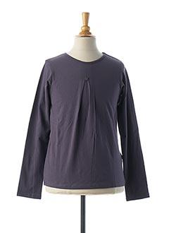 T-shirt manches longues bleu TUC TUC pour fille