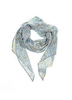 Foulard bleu ESSENTIEL pour femme