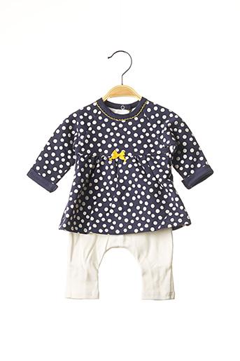 Combi-pantalon bleu ABSORBA pour fille