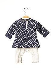 Combi-pantalon bleu ABSORBA pour fille seconde vue