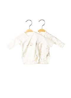 Body blanc ABSORBA pour enfant