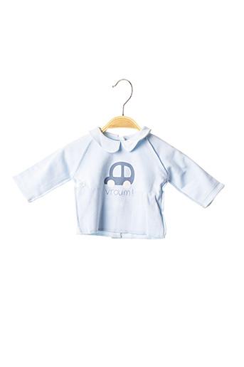 T-shirt manches longues bleu ABSORBA pour garçon