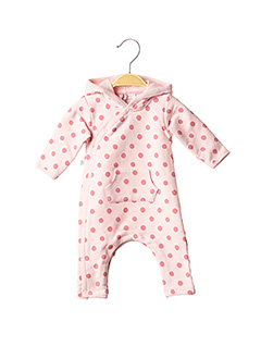 Combi-pantalon rose ABSORBA pour fille