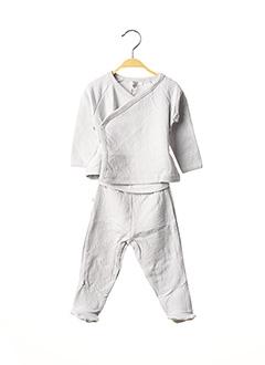 Top/pantalon bleu ABSORBA pour enfant