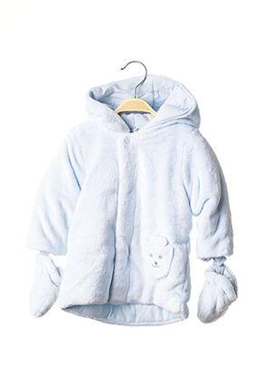 Manteau court bleu ABSORBA pour fille