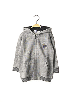 Veste casual gris ABSORBA pour garçon