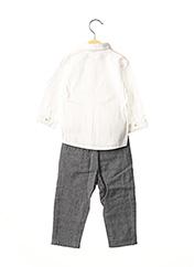 Top/pantalon gris ABSORBA pour garçon seconde vue