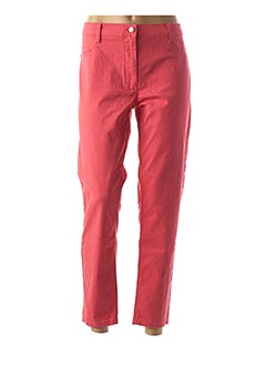 Pantalon casual rose BETTY BARCLAY pour femme