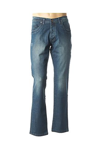 Jeans skinny bleu LCDN pour homme