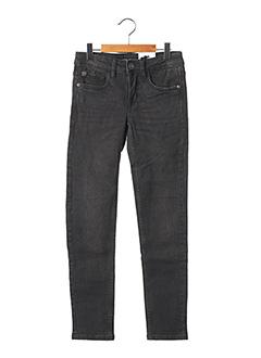Jeans coupe slim noir GARCIA pour garçon