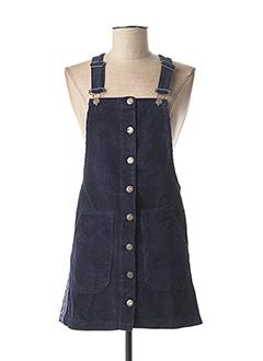 Jupe Salopette bleu TEDDY SMITH pour fille