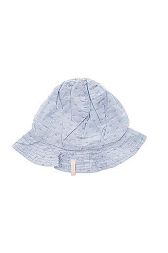 Chapeau bleu NOPPIES pour fille