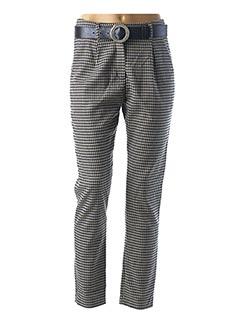 Pantalon chic bleu CAROLINE BISS pour femme