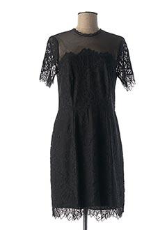 Robe courte noir LISE CHARMEL pour femme