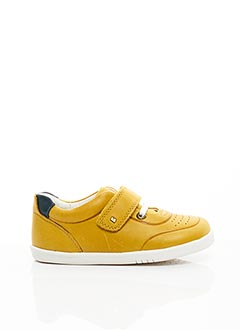 Baskets jaune BOBUX pour garçon
