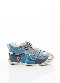 Sandales/Nu pieds bleu BABYBOTTE pour garçon