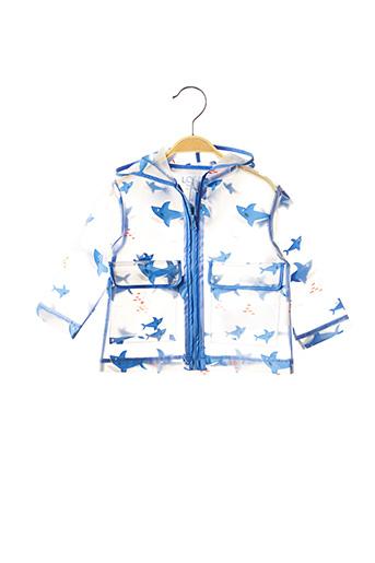 Imperméable/Trench bleu LOSAN pour garçon